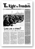 The Right of Freedom, 2 (26) 1999