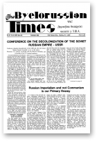 The Byelorussian Times, 27/1980