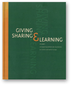 Giving, Sharing